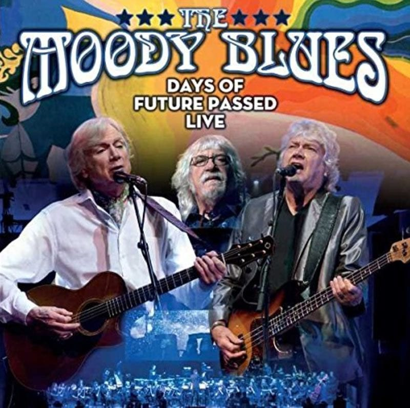 Moody Blues Days of Future Passed Live