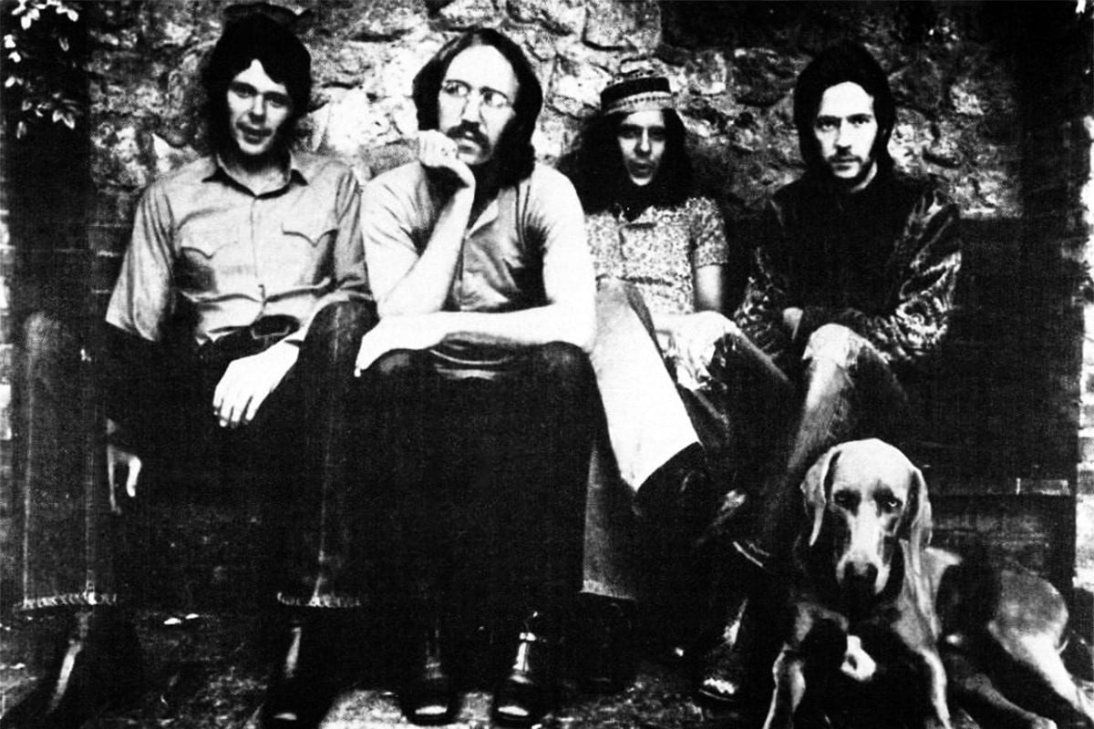 Derek and the Dominos in 1971