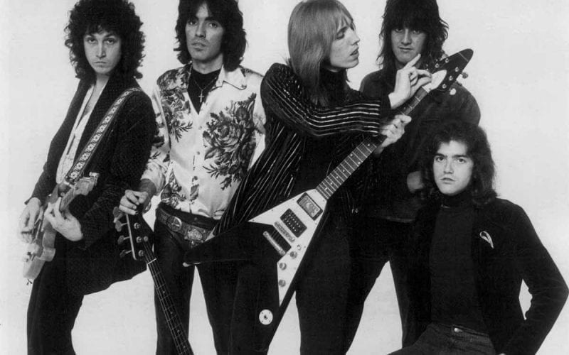Tom Petty and the Hearbreakers in 1977