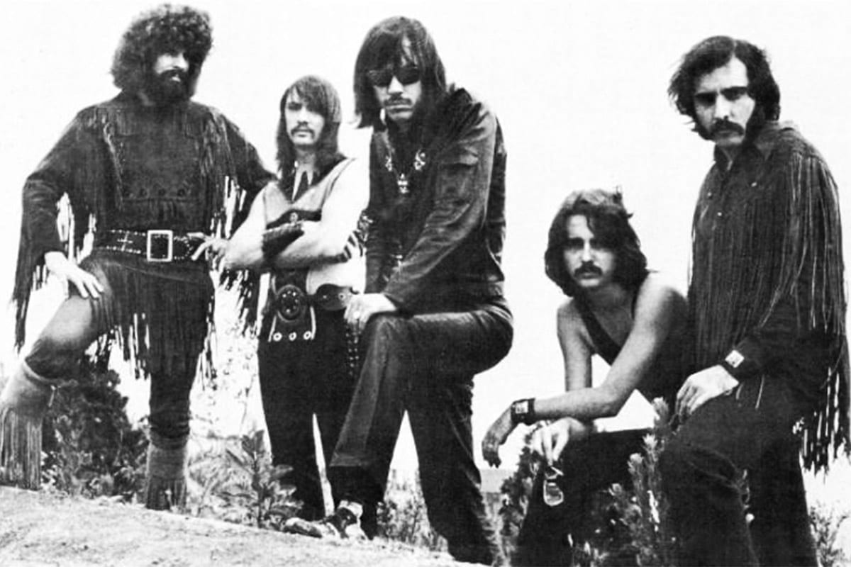 John Kay with Steppenwolf