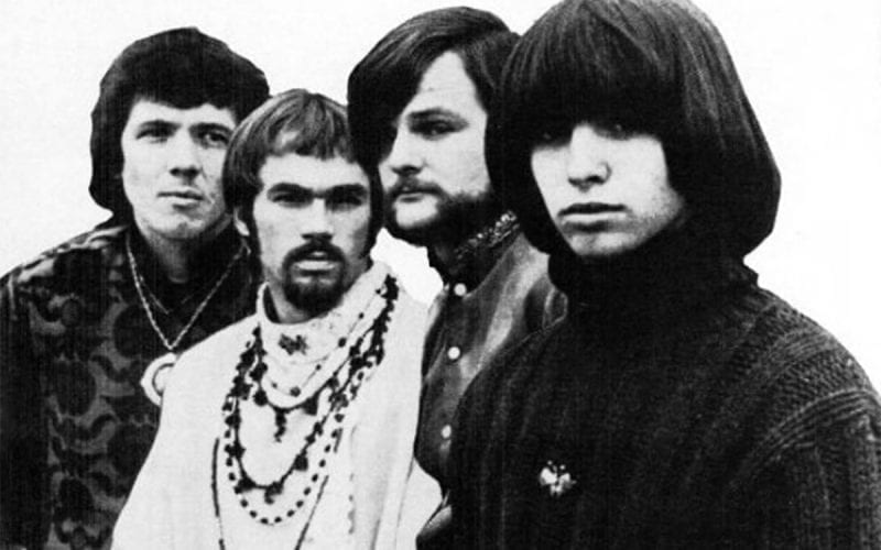 Iron Butterfly in 1969