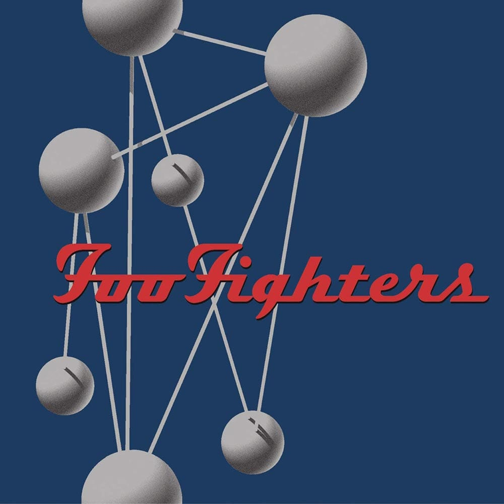 Foo Fighters The Colour and the Shape album cover