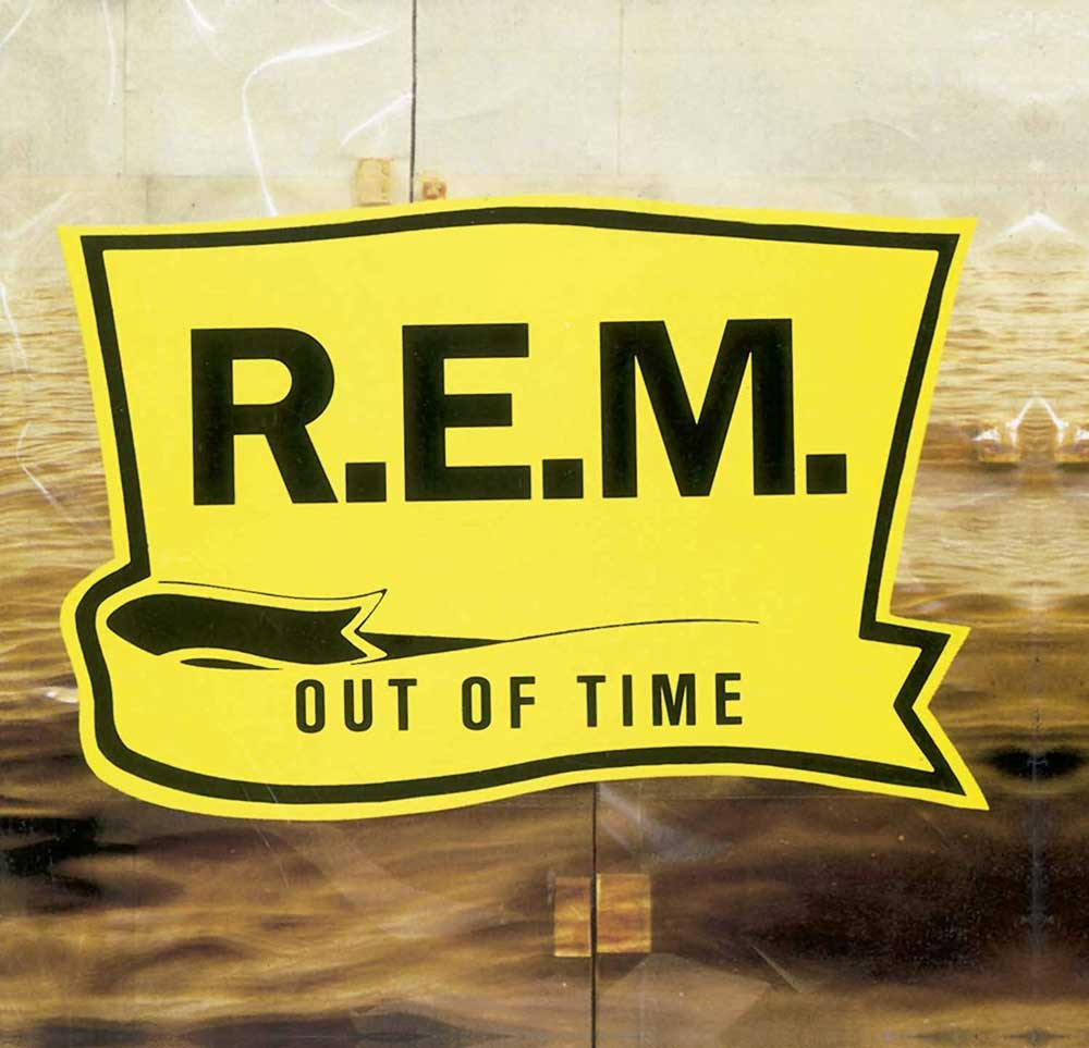 R.E.M. Out of Time album cover